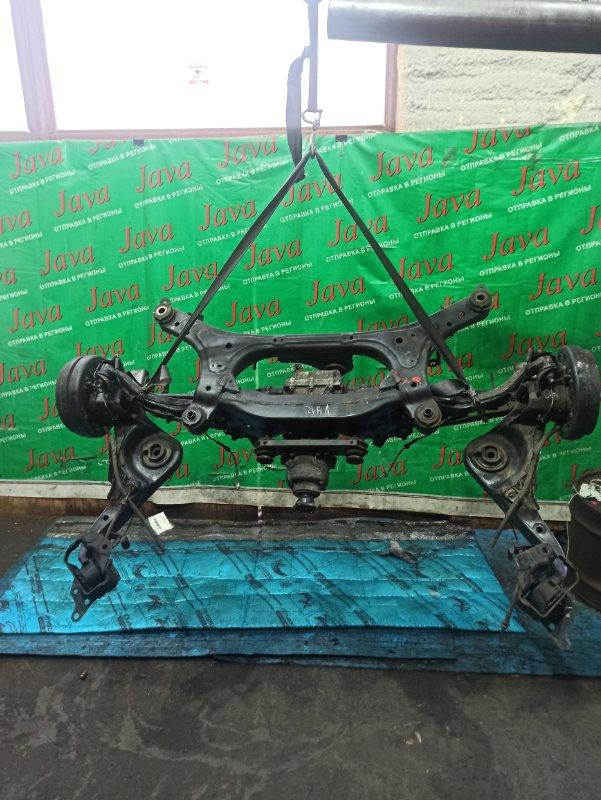 Балка Nissan Ad NY12 HR16DE 2009 задняя (б/у) 4WD. ABS