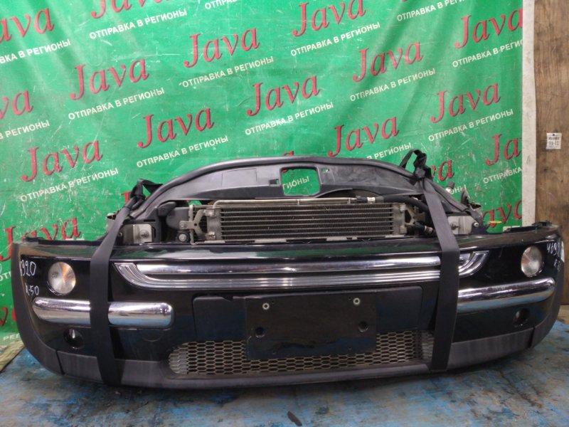 Ноускат Mini Hatch R50 W10B16A 2004 передний (б/у) ТУМАНКИ. ПОД А/Т. WMWRC32050TJ10552