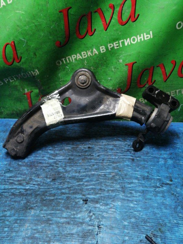 Рычаг Mini Clubman R55 N16B16A 2012 передний левый нижний (б/у) WMWZF32000T348557