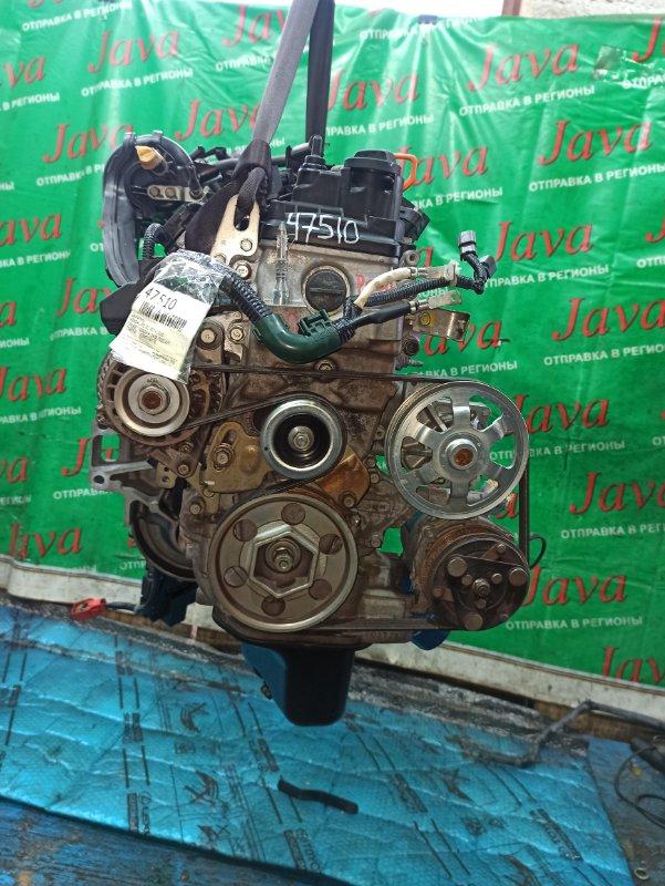 Двигатель Honda Life JC1 P07A 2010 (б/у) ПРОБЕГ-50000КМ. 2WD. КОСА+КОМП. МЕХ.ЗАСЛОНКА. ПОД А/Т. СТАРТЕР В КОМПЛЕКТЕ.