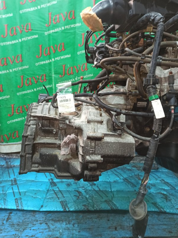 Акпп Nissan Pulsar FN15 GA15DE 1999 (б/у) ПРОБЕГ-49000КМ. 2WD. ФИШКА СЕЛЕКТОРА ВВЕРХ.
