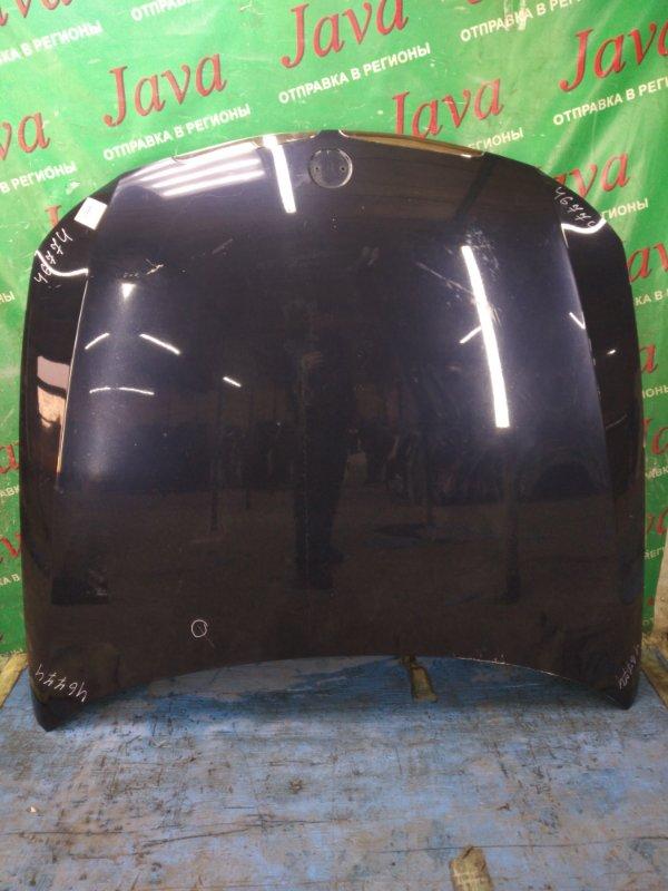 Капот Bmw 3-Series E90 N52B25 2007 передний (б/у) ПОТЕРТОСТИ. ТЫЧКА.WBAVB56060NE60674