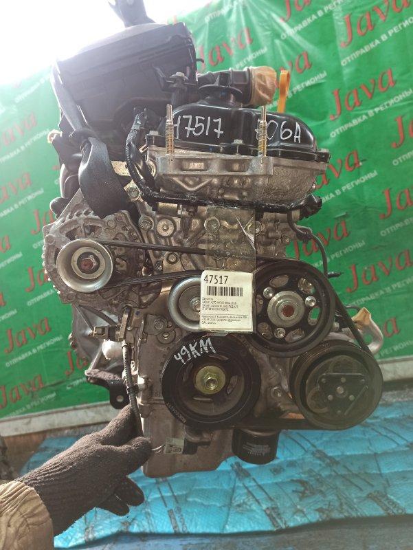 Двигатель Suzuki Alto HA36S R06A 2016 (б/у) ПРОБЕГ-49000КМ. 2WD. +КОМП. ЭЛЕКТРО ЗАСЛОНКА.  ПОД А/Т. СТАРТЕР В КОМПЛЕКТЕ.