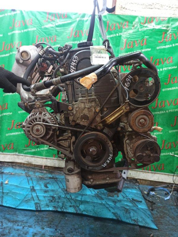 Двигатель Mitsubishi Lancer CS6A 4G94 2006 (б/у) ПРОБЕГ-74000КМ. 2WD. +КОМП. КАТУШЕЧНЫЙ. ПОД А/Т. СТАРТЕР В КОМПЛЕКТЕ.