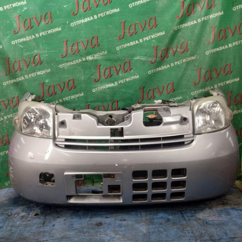 Ноускат Daihatsu Esse L235S KF-VE 2009 передний (б/у) ПОД М/Т. НЕТ ЗАГЛУШКИ.