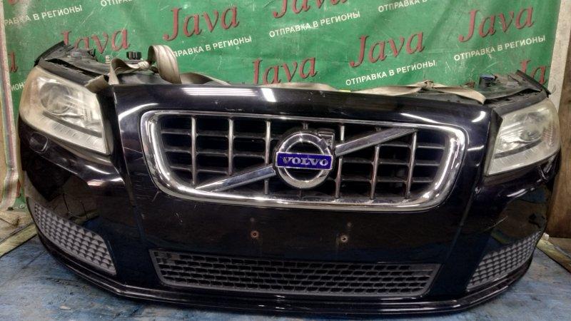 Ноускат Volvo V70 BW60 B5254T10 2009 передний (б/у) КСЕНОН. ПОД А/Т. ПОТЕРТОСТИ НА БАМПЕРЕ. YV1BW6050A1133821