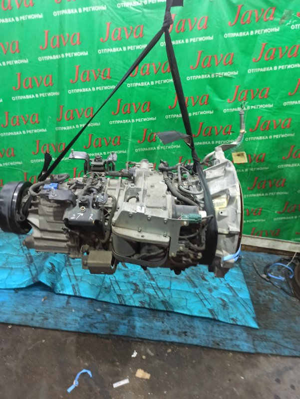 Акпп Isuzu Elf NKR85 4JJ1-T 2016 (б/у) ПРОБЕГ-68000КМ. 2WD. MOYWX. Y5X