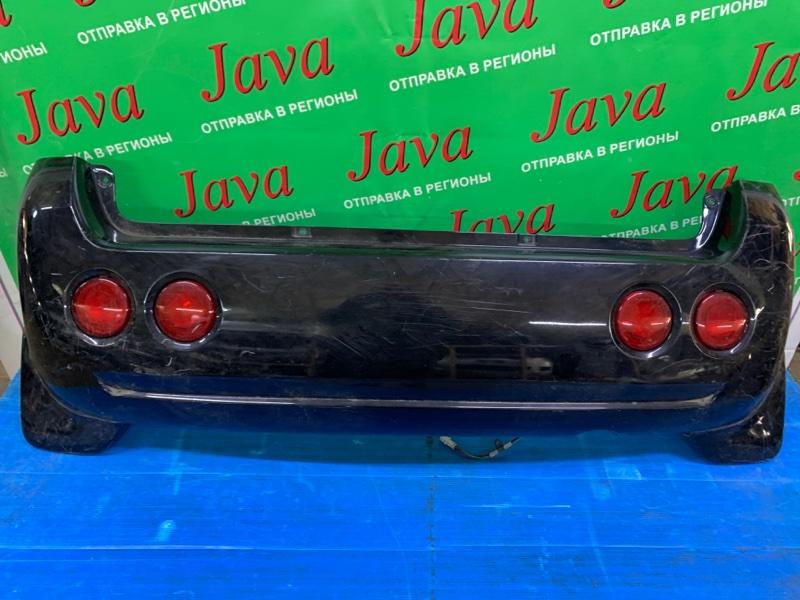 Бампер Chevrolet Cruze HR52S M13A 2006 задний (б/у) ПОТЕРТОСТИ.