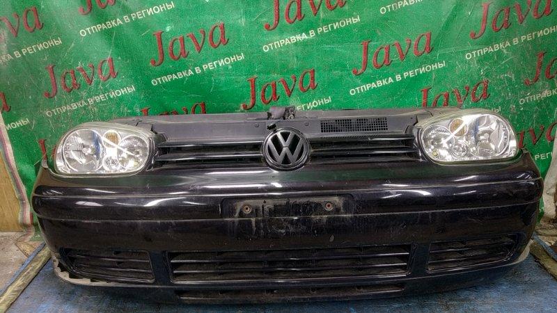 Ноускат Volkswagen Golf 1J1 AZJ 2003 передний (б/у) ПОД А/Т. ФАРЫ ГАЛОГЕН. WVWZZZ1JZ3W601332