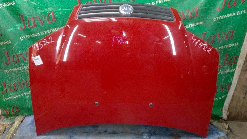 Капот Fiat Punto 188 188A5000 2004 передний (б/у) ПОТЕРТОСТИ. ZFA18800005292647