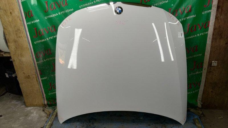 Капот Bmw 3-Series E90 N46B20B 2008 передний (б/у) ПОТЕРТОСТИ. WBAVA76060NK62365