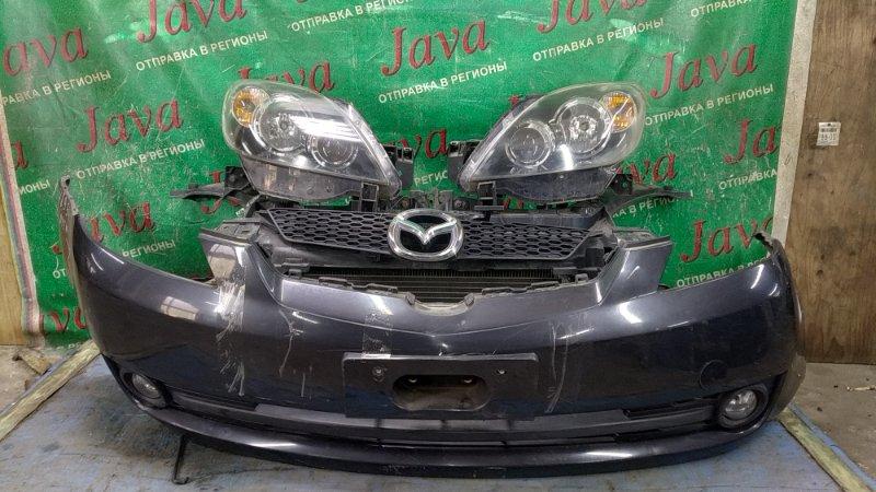 Ноускат Mazda Demio DY3W ZJ-VE 2006 передний (б/у) КСЕНОН. ТУМАНКИ. 2-Я МОД. ПОД А/Т.