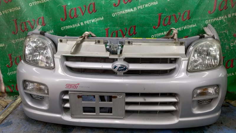 Ноускат Subaru Pleo RA2 EN07 1998 передний (б/у) ПОД А/Т.