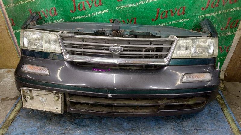 Ноускат Nissan Largo NW30 KA24DE 1995 передний (б/у) ПОД А/Т.