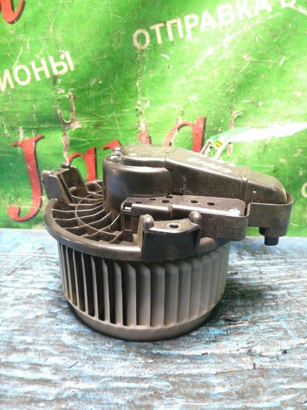 Мотор печки Toyota Allion ZRT261 3ZR-FAE 2008 (б/у) 272700-8073