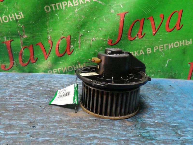 Мотор печки Isuzu Elf NKR81 4HL1 2007 (б/у) 502725-0586. 24V
