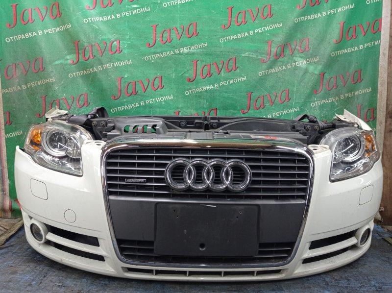 Ноускат Audi A4 8EC BWE 2006 передний (б/у) КСЕНОН. ТУМАНКИ. ПОД А/Т. WAUZZZ8EX6A258611