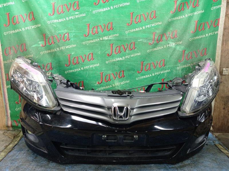 Ноускат Honda Airwave GJ1 L15A 2009 передний (б/у) 2-Я МОД. КСЕНОН. ТУМАНКИ. ПОД А/Т.