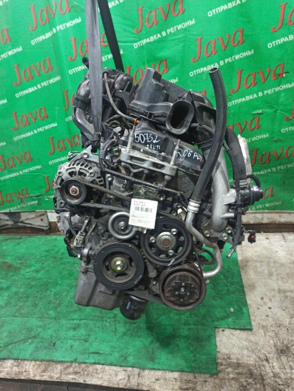 Двигатель Suzuki Hustler MR31S R06A-T 2014 (б/у) ПРОБЕГ-28000КМ. 2WD. +КОМП. ПОД А/Т. СТАРТЕР В КОМПЛЕКТЕ.