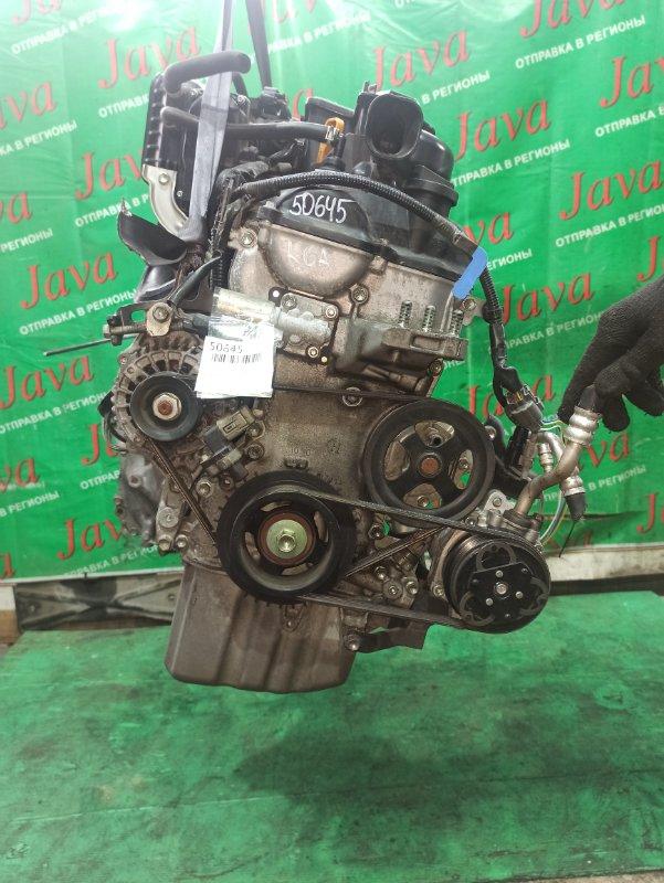 Двигатель Suzuki Palette MK21S K6A 2013 (б/у) ПРОБЕГ-39000КМ. 2WD. ЭЛЕКТРО ЗАСЛОНКА. +КОМП. ПОД А/Т. СТАРТЕР В КОМПЛЕКТЕ.