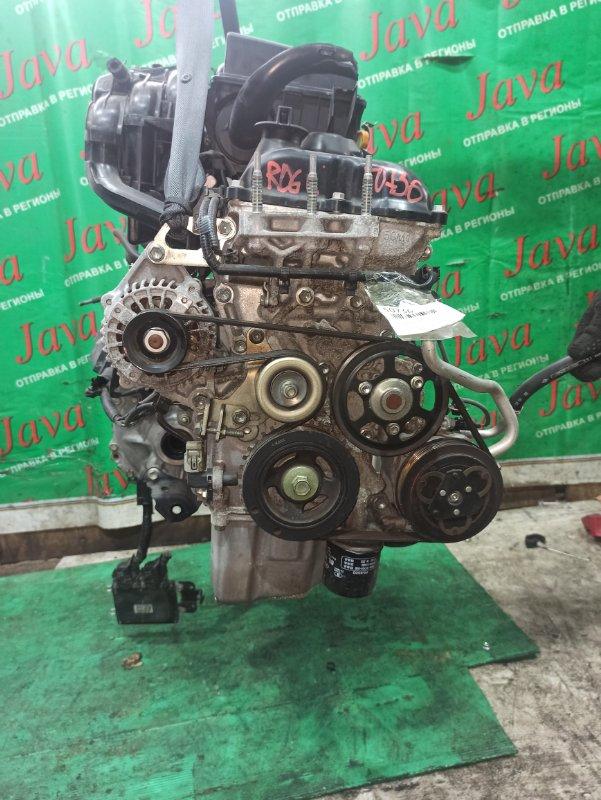 Двигатель Suzuki Mr Wagon MF33S R06A 2012 (б/у) ПРОБЕГ-46000КМ. 2WD. +КОМП. ПОД А/Т. СТАРТЕР В КОМПЛЕКТЕ.