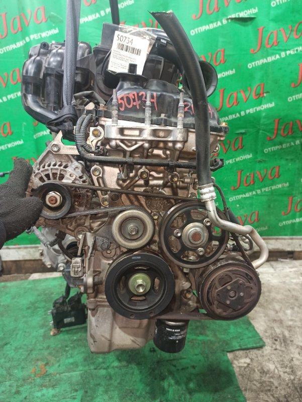 Двигатель Nissan Moco MG33S R06A 2013 (б/у) ПРОБЕГ-56000КМ. 2WD. +КОМП. ЭЛЕКТРО ЗАСЛОНКА. ПОД А/Т. СТАРТЕР В КОМПЛЕКТЕ.