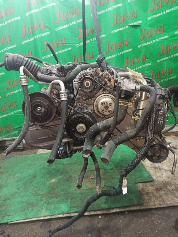 Двигатель Daihatsu Hijet S321V KF-VE 2010 (б/у) ПРОБЕГ-52000КМ. 2WD. КОСА+КОМП. МЕХ.ЗАСЛОНКА. ПОД А/Т. СТАРТЕР В КОМПЛЕКТЕ.