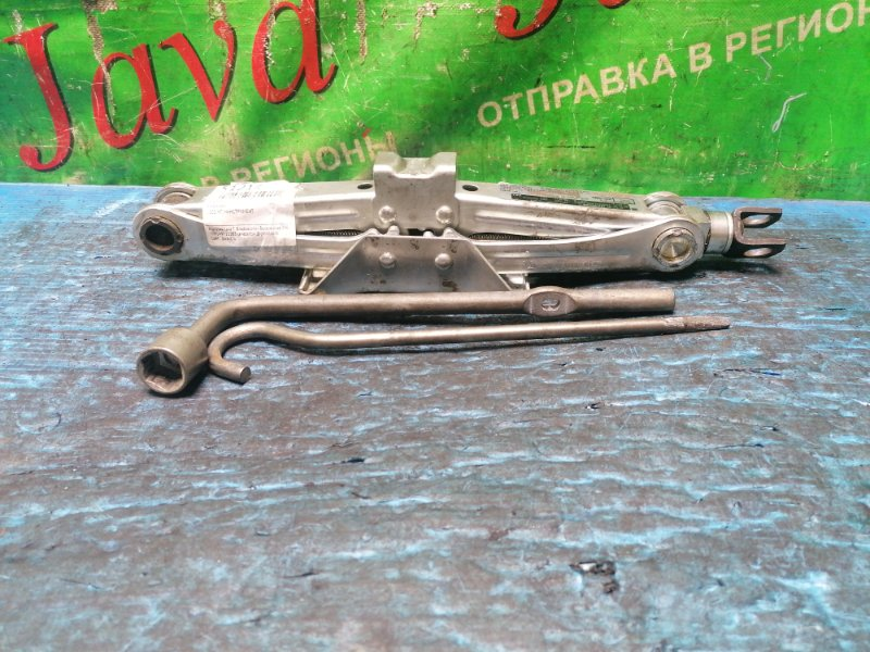Домкрат Rikenkaki (б/у) 1100 КГ, +ИНСТРУМЕНТ