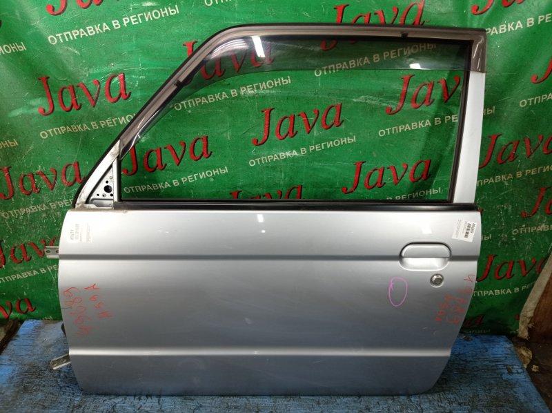 Дверь Nissan Kix H59A 4A30 2009 передняя левая (б/у) ПОТЕРТОСТИ. ТЫЧКА. +ВЕТРОВИК.