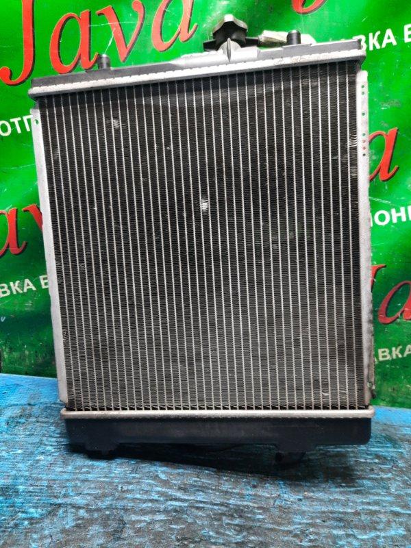 Радиатор основной Chevrolet Mw ME34S M13A 2008 передний (б/у) A/T