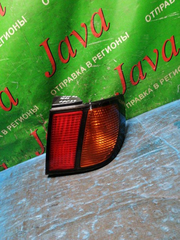 Стоп-сигнал Nissan Bassara JU30 KA24DE 2000 задний правый (б/у) 48-93