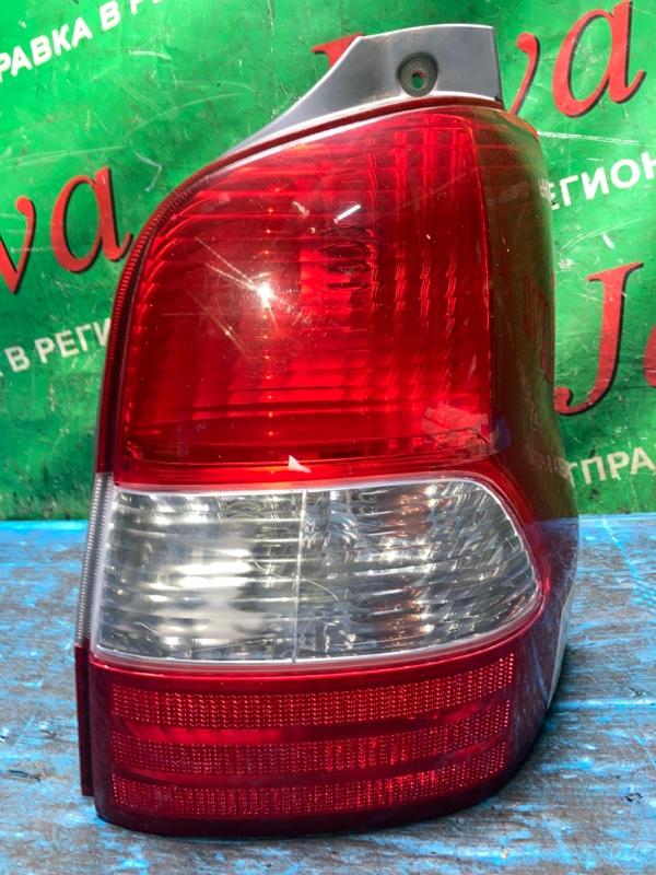 Стоп-сигнал Mazda Demio DW3W B3 2002 задний правый (б/у) 4902
