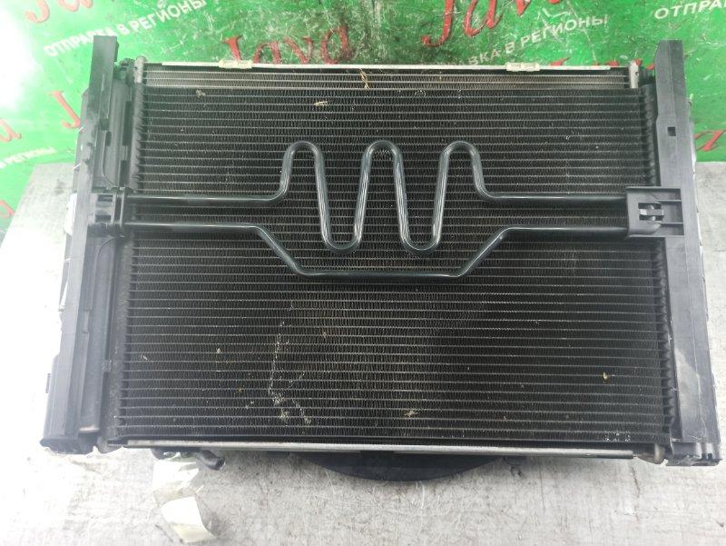 Радиатор основной Bmw 3-Series E90 N46B20 2007 передний (б/у) В СБОРЕ.