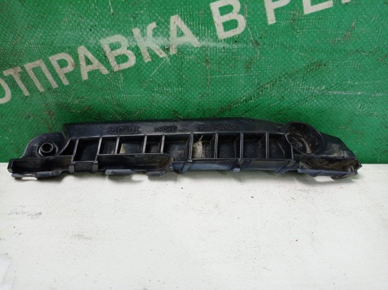 Крепление бампера Toyota Vitz KSP90 1KR-FE 2008 переднее правое (б/у)