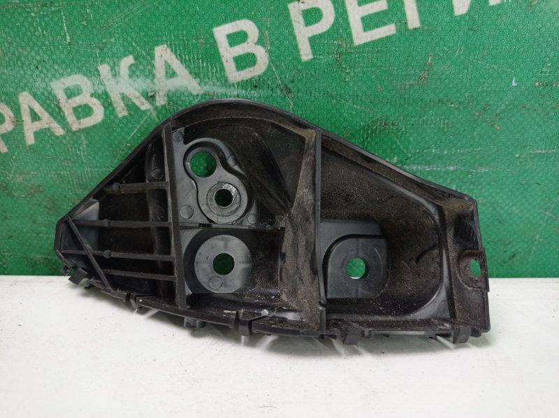 Крепление бампера Toyota Passo KGC10 1KR-FE 2007 переднее правое (б/у)
