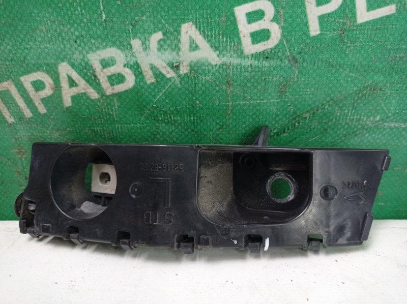 Крепление бампера Daihatsu Mira L275S KF-VE 2011 переднее левое (б/у)
