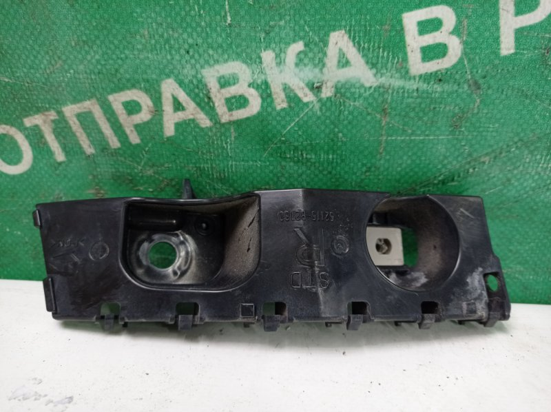 Крепление бампера Daihatsu Mira L275S KF-VE 2011 переднее правое (б/у)