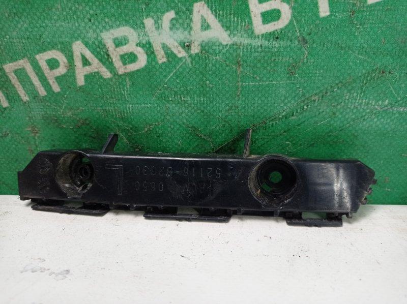 Крепление бампера Daihatsu Mira E:s LA300S KF-VE 2014 переднее левое (б/у)
