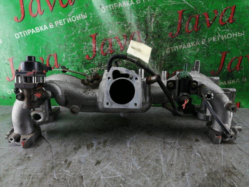 Коллектор впускной Subaru Forester SG5 EJ202 2004 (б/у)