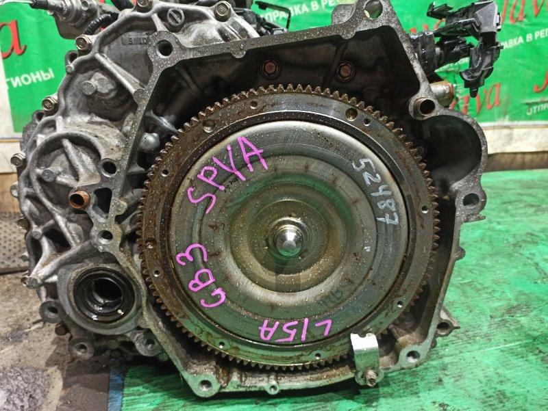 Акпп Honda Freed GB3 L15A 2013 (б/у) SPYA .2013 ГОД. ПРОБЕГ 38000 КМ.2МОДЕЛЬ
