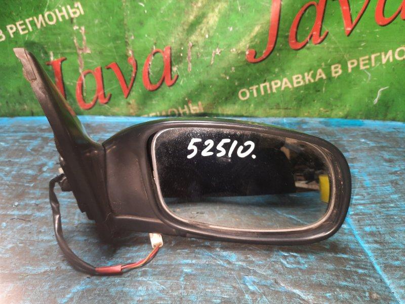 Зеркало Toyota Caldina ET196 5E-FE 1999 переднее правое (б/у) 3 контакта
