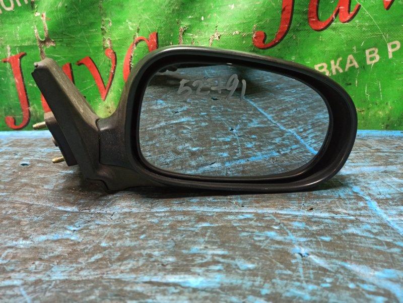 Зеркало Nissan Ad VFY11 QG15DE 2005 переднее правое (б/у) МЕХАНИЧЕСКОЕ