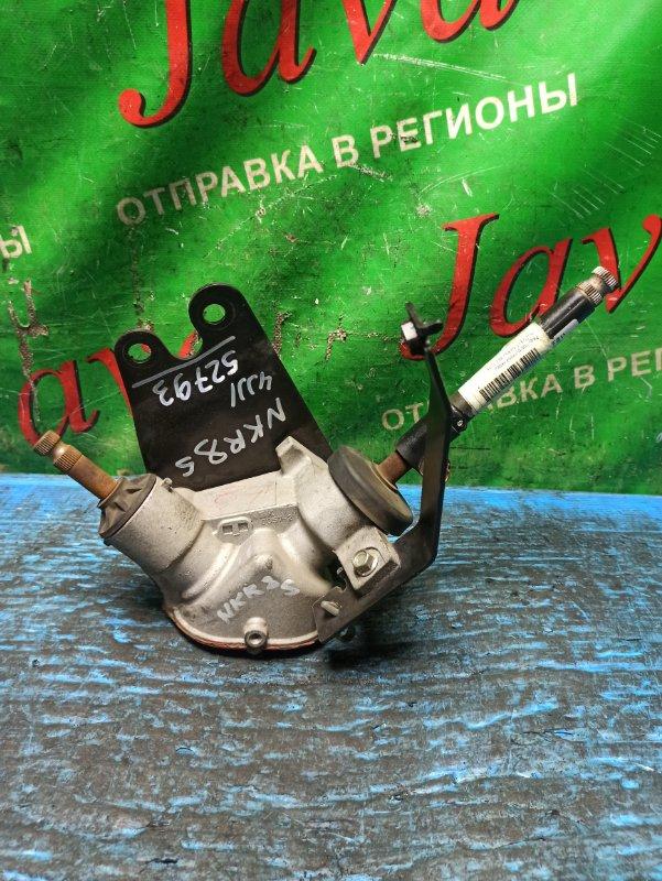 Редуктор рулевой Isuzu Elf NKR85 4JJ1 2016 передний (б/у) УГЛОВОЙ