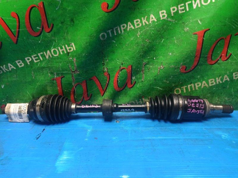 Привод Mazda Demio DEJFS P3-VPS 2012 передний левый (б/у) 2WD CVT Порван пыльник наружный.