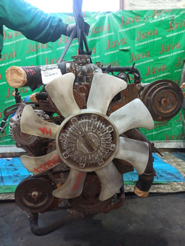 Двигатель Mazda Titan WGFAT HA 1989 (б/у) ПРОБЕГ-68000КМ. 2WD. ПОД М/Т. ТНВД ПУЧКОВЫЙ. ЕСТЬ ВИДЕО РАБОТЫ. СТАРТЕР В КОМПЛЕКТЕ. ПРОДАЖА БЕЗ МАХОВИКА.