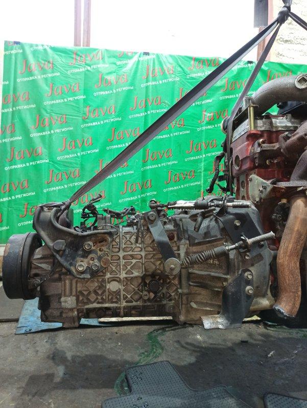 Мкпп Hino Dutro XZU404 N04C-T 2005 (б/у) ПРОБЕГ-93000КМ. 2WD. 6СТ. MYY6P B14A