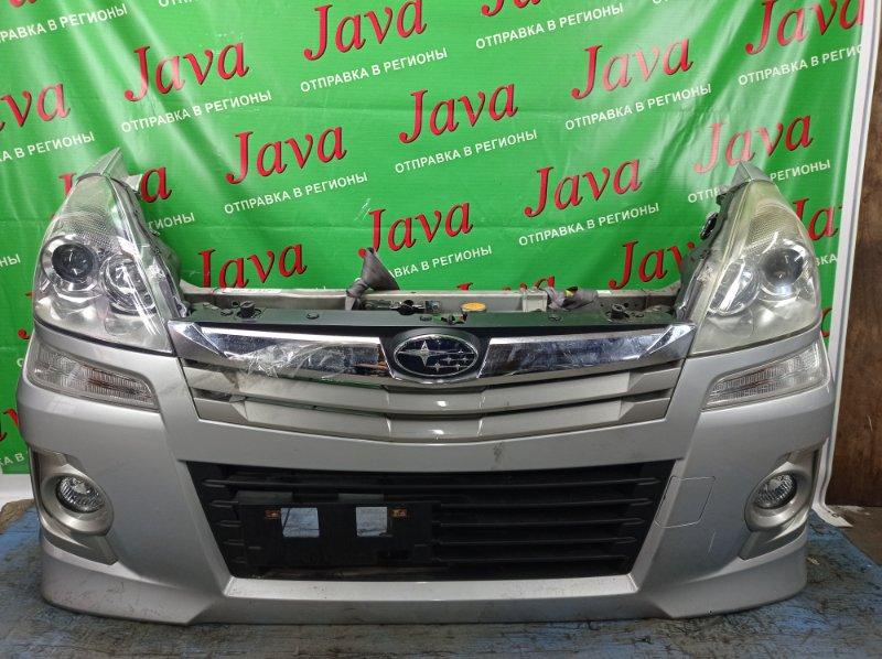 Ноускат Subaru Stella RN1 EN07 2010 передний (б/у) КСЕНОН. ТУМАНКИ. ПОД А/Т.