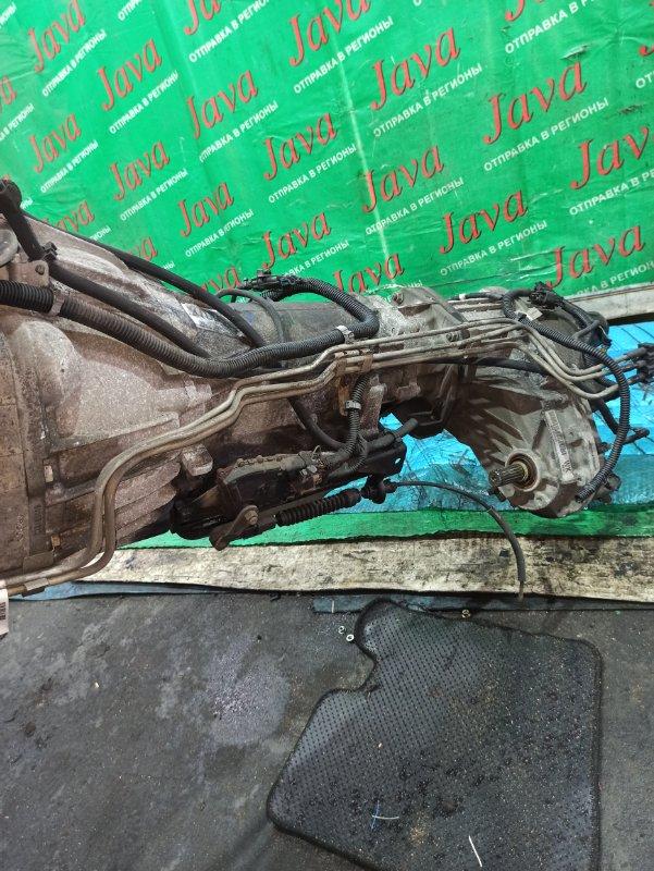 Акпп Chevrolet Trailblazer GMT360 LL8 2002 (б/у) ПРОБЕГ-92000КМ. 4WD. 4.2L. 1GN-DT13S122490409
