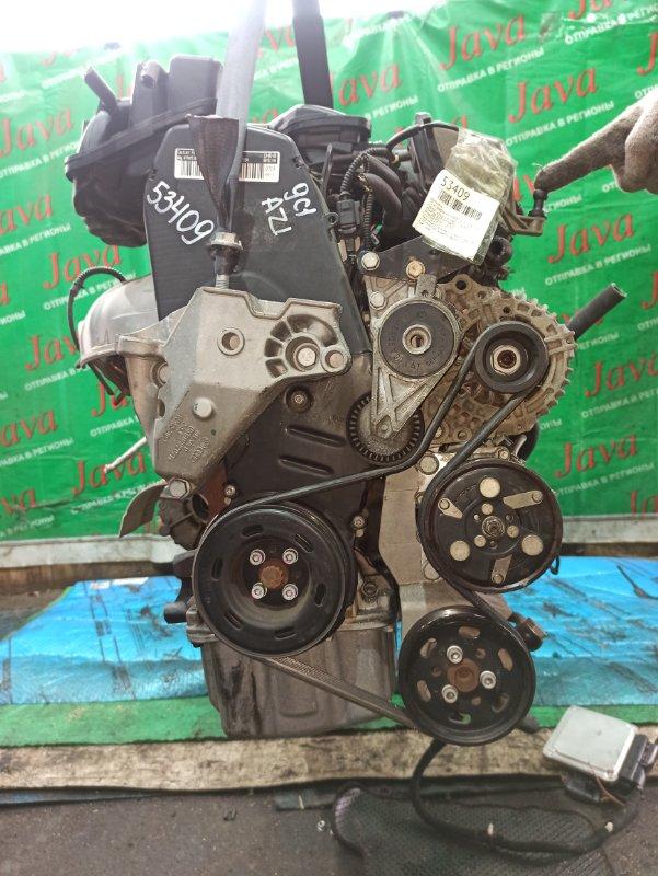 Двигатель Volkswagen New Beetle 9C1 AZJ 2009 (б/у) ПРОБЕГ-82000КМ. 2WD. +КОМП. ПОД А/Т. СТАРТЕР В КОМПЛЕКТЕ. WVWZZZ9CZ9M559133