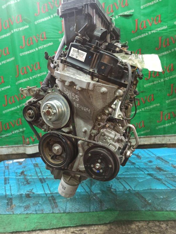 Двигатель Daihatsu Move LA150S KF-VE4 2014 (б/у) ПРОБЕГ-27000КМ. 2WD. +КОМП. ПОД А/Т. СТАРТЕР В КОМПЛЕКТЕ.